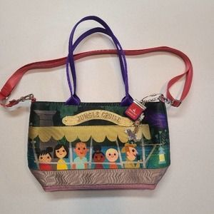 Jungle Cruise Little Tote by Harveys